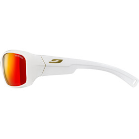Julbo Rookie Spectron 3CF Sunglasses Junior 8-12Y Shiny White-Multilayer Red